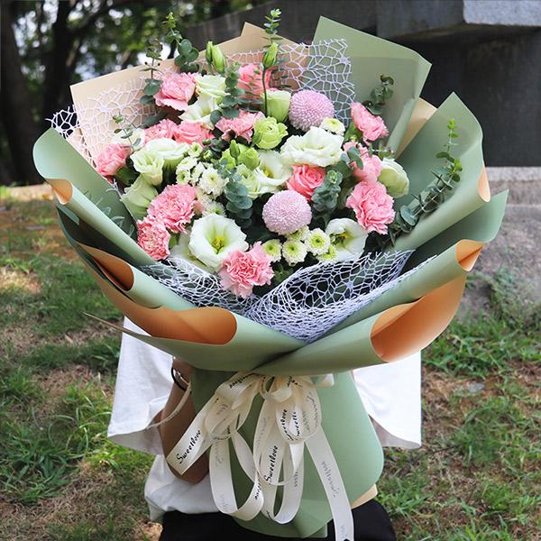 每月4束鲜花,鲜花包月