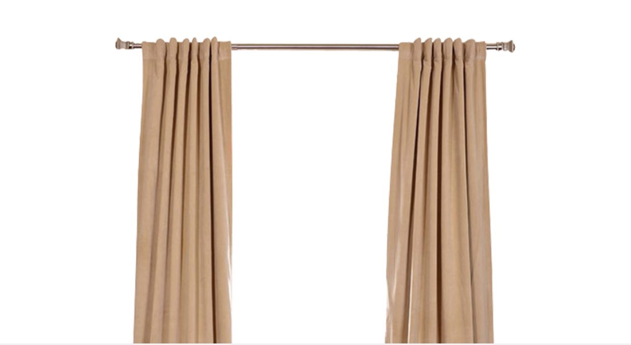 窗帘杆拆旧换新维修(滑道+罗马杆)
